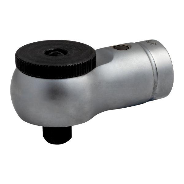Skrallehode Bahco 16R-3/8  Firkanttapp 3/8 tomme, 160 Nm