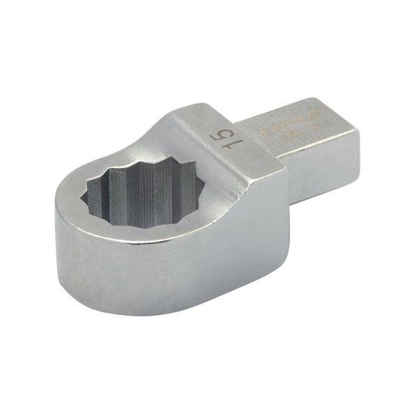 Ringnøkkel Bahco 98-15 9x12 feste, metrisk Gripevidde: 15 mm