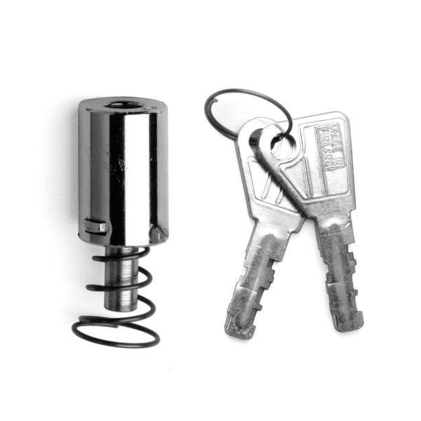 Painesylinteri ASSA Fix 7287 CH GDS/SB Lukitus 3001