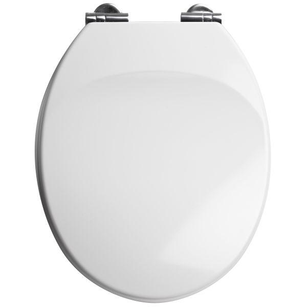 WC-sits Gelia 3013120421 universal Vit, soft close