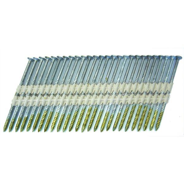 Ergofast 17120310904052 Spik TILL HS130 VFZ 3,1 x 90 mm, vriden, 3000-pack