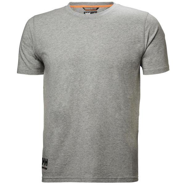 T-shirt Helly Hansen Workwear Chelsea Evolution gråmelerad Strl XL