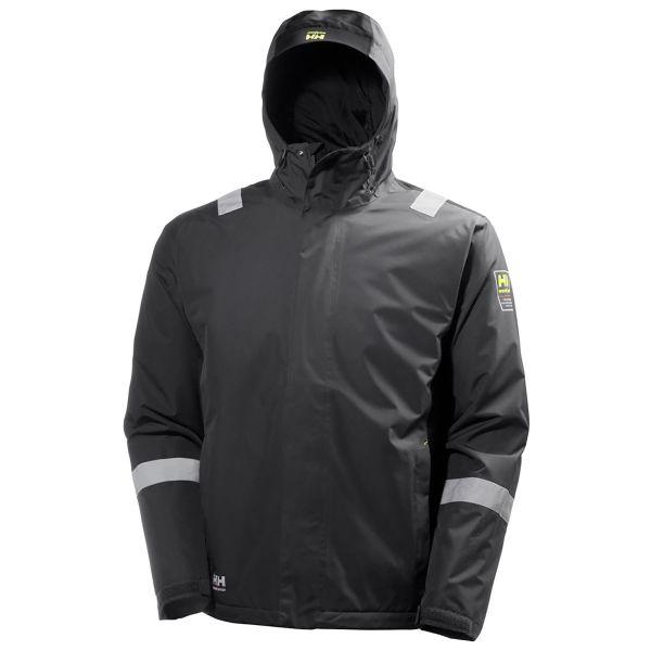 H/H Workwear Manchester Vinterjacka grå S