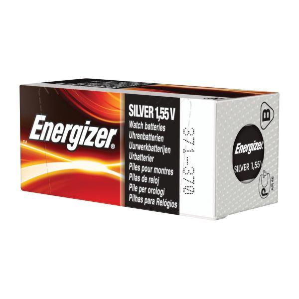 Knappcellsbatteri Energizer Multidrain 395-399 till armbandsur, 1,55 V