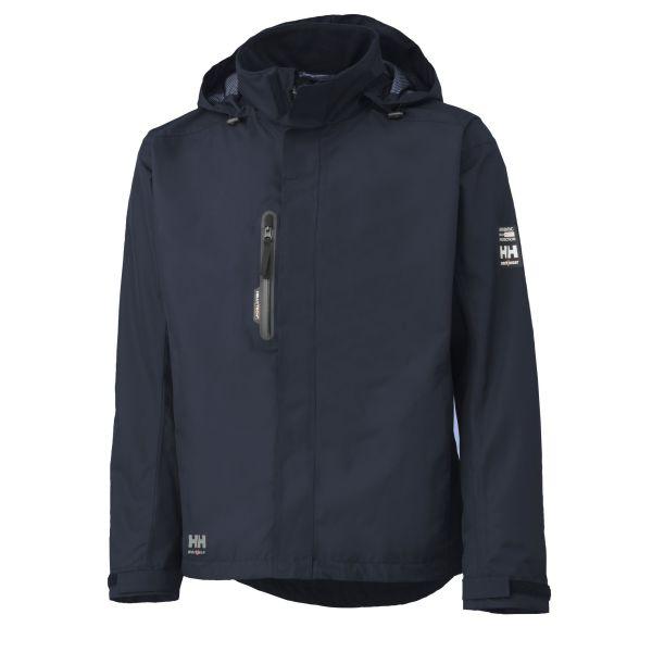 H/H Workwear Haag Jacka marinblå L