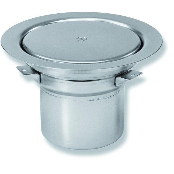 Rensbrunn Purus 7060701 110 mm, rostfritt stål