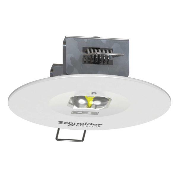 Nödljusarmatur Schneider Electric OVA48920  Assymetrisk lins