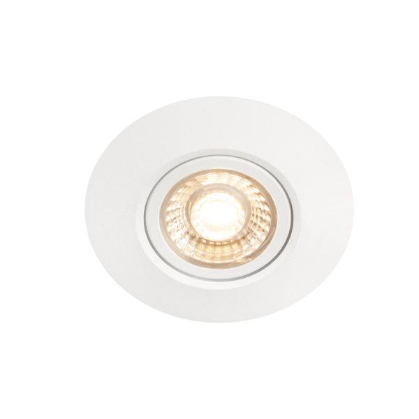 Downlight Hide-a-Lite Comfort Smart ISO hvit 3000 K