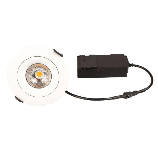 Downlight Scan Products Sabina LP 2700 K, 5,4 W, IP44