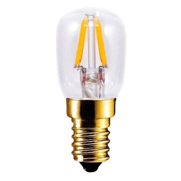 LED-lampa Narva Päron 1,7 W, 2200 K, dimbar
