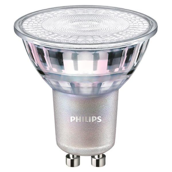 LED-lampa Philips Master LEDspot VLE DT GU10-sockel 355 lm