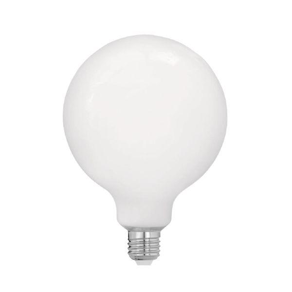 LED-lampa Narva Glob OPAL 4 W, 2200 K, dimbar vit