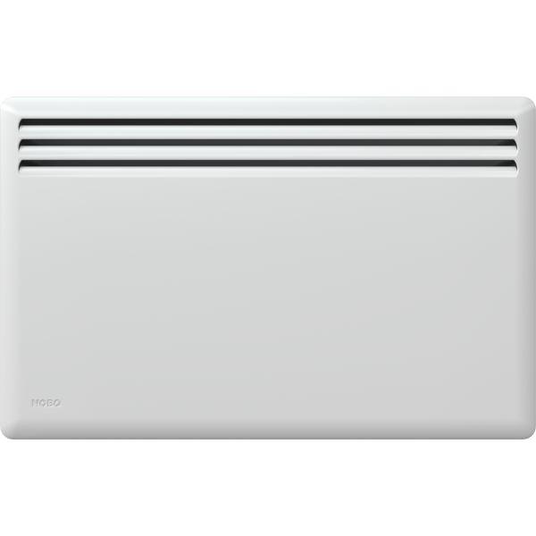 El-radiator Nobö Front 750 W, 400 V 625 x 400 mm
