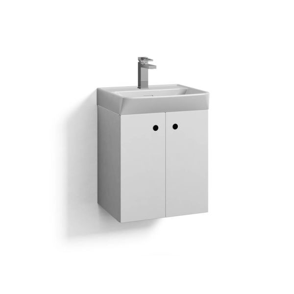 Svedbergs Intro 45 Tvättställsskåp vit 45 cm