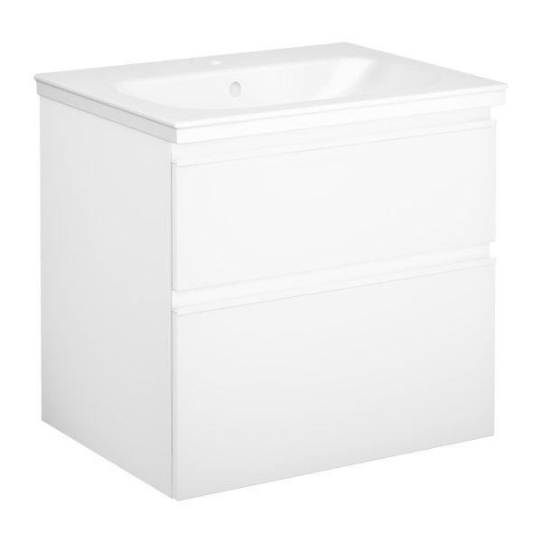 Gustavsberg Artic Kommodpaket grepplist vit 60 cm