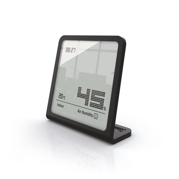 Hygrometer Wilfa Selina svart