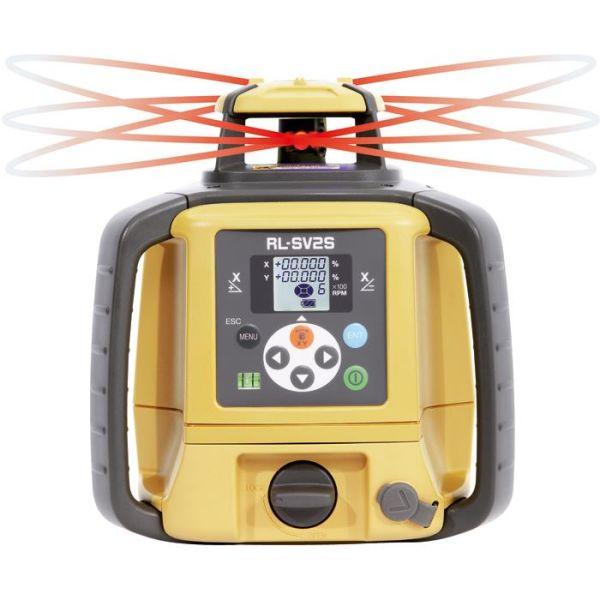 Pyörivä laser Topcon RL-SV2S