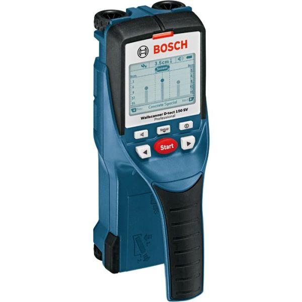Rakenneilmaisin Bosch Wallscanner D-tect 150 SV