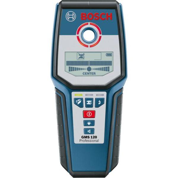 Regelsökare Bosch GMS 120