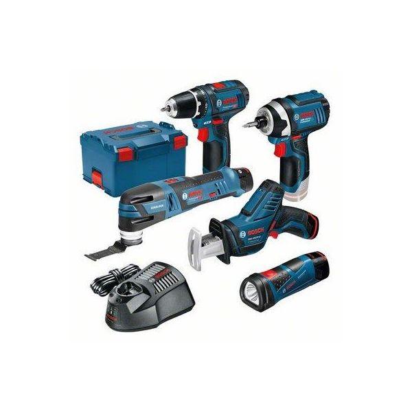 Verktøypakke Bosch 12V Monsterkit 1
