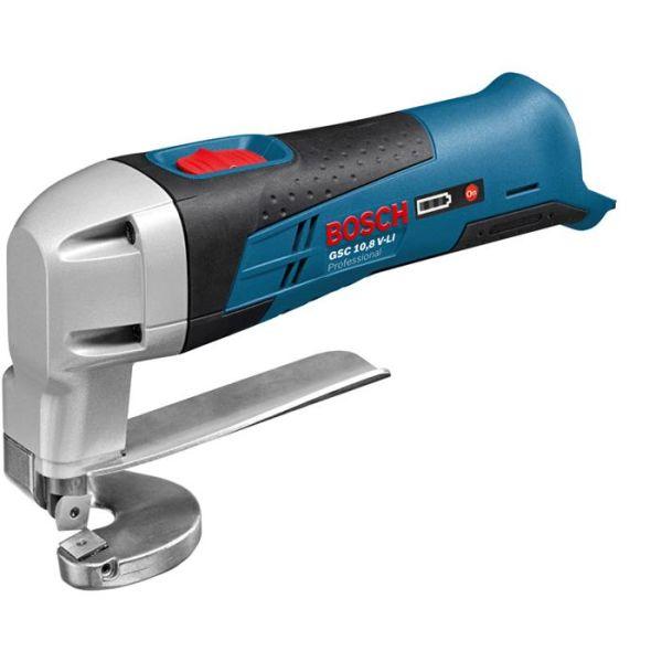 Platesaks Bosch GSC 12V-13 uten batterier og lader
