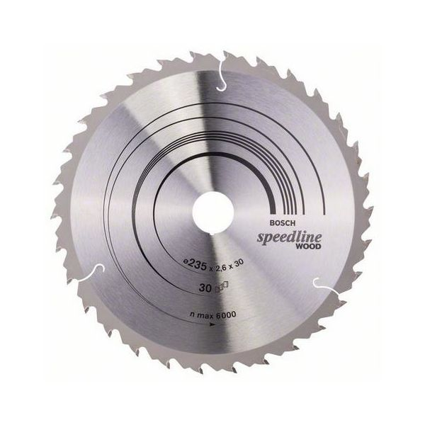Sagklinge Bosch 2608640807 Speedline Wood 30T