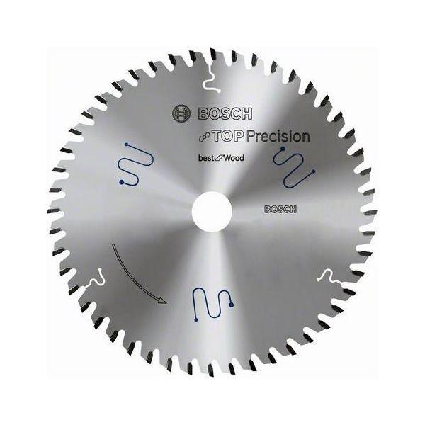 Sagklinge Bosch Top Precision Best for Wood 20T