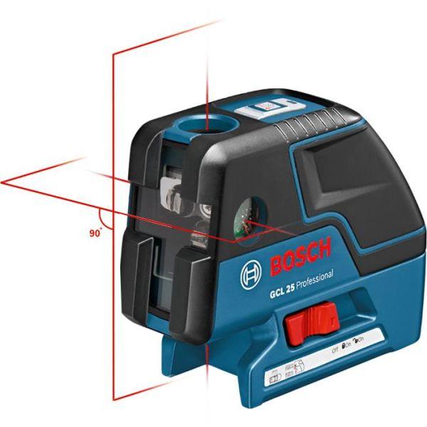 Korslaser Bosch GCL 25