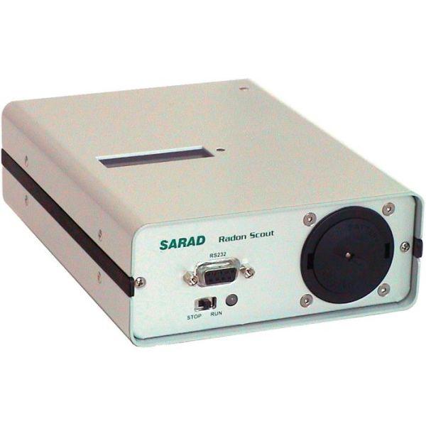 Radonmåler Sarad Radon Scout Plus
