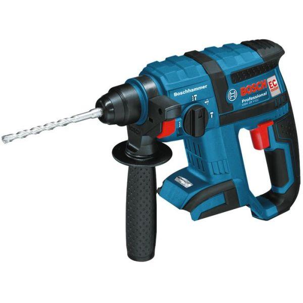 Borhammer Bosch GBH 18 V-EC uten batterier og lader