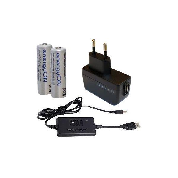 3M™ PELTOR™ USB ladekabel, FR09