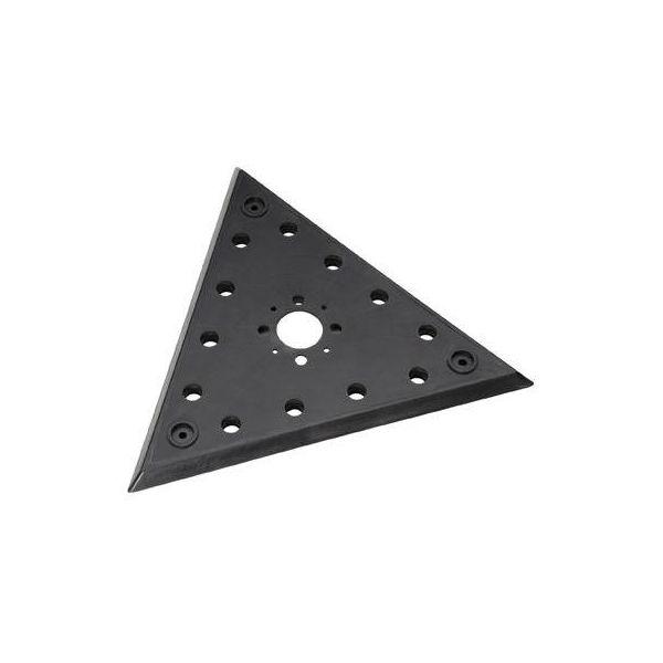 Slipesåle Flex 354988 Triangulært