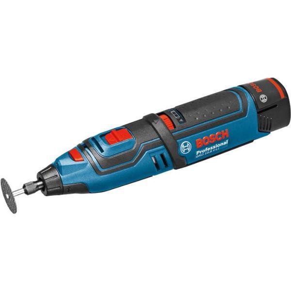 GUS 12V 300 Bosch Universalsaks med batterier og lader | Staypro