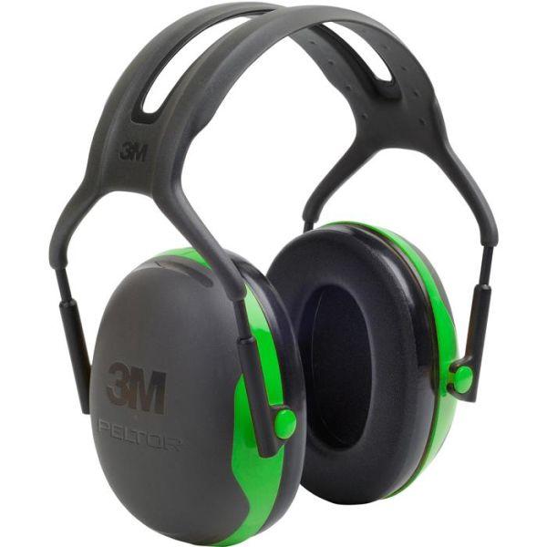 Kuulonsuojain 3M Peltor X1A Päälakisanka