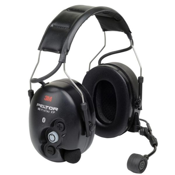 Hörselskydd 3M Peltor WS ProTac XP Flex med hjässbygel
