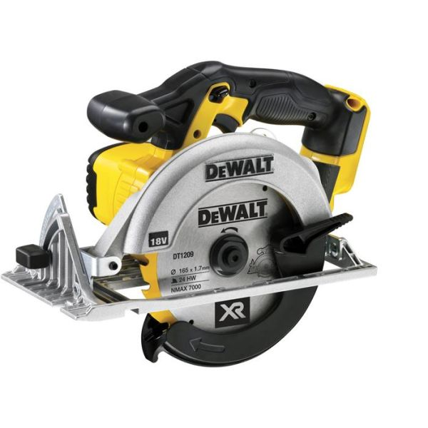 Cirkelsåg Dewalt DCS391NT utan batterier och laddare