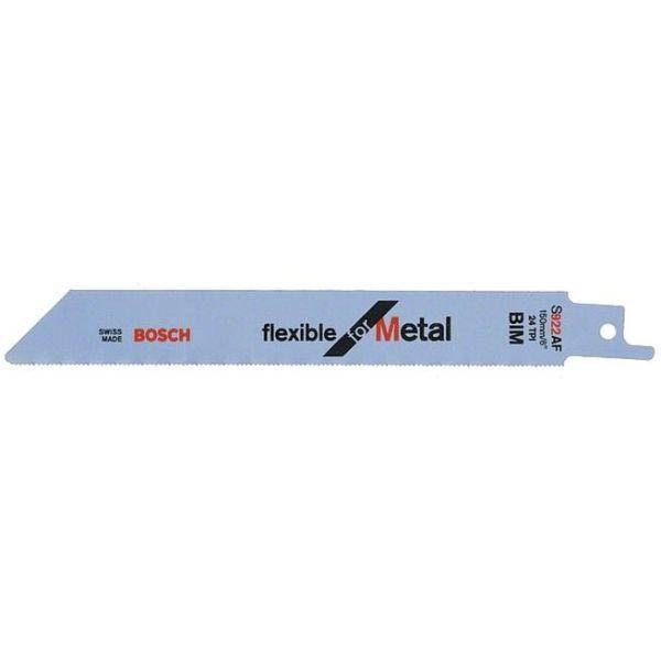 Bosch Flexible for Metal Tigersågblad För 0,73mm plåt, 2-pack