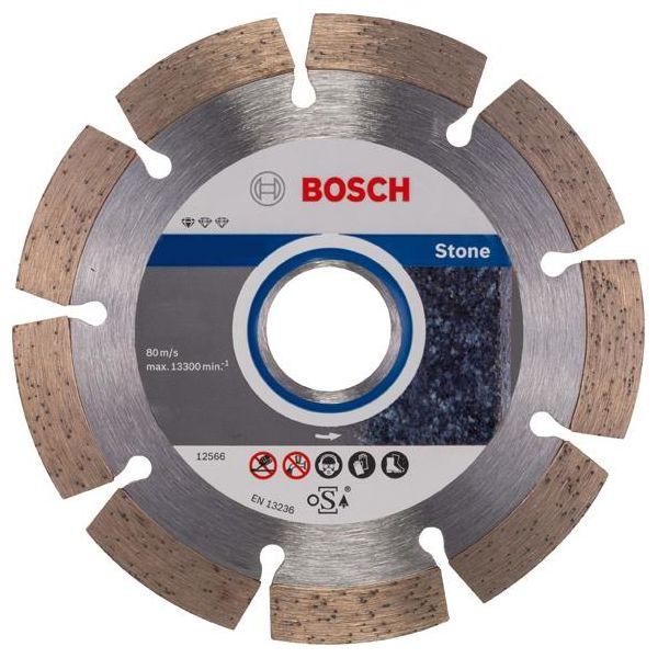 Diamantkapskiva Bosch Standard for Stone  180x22,23mm 1-pack