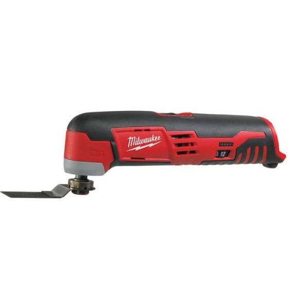 Milwaukee C12 HZ 202C Tigersag med batterier og lader