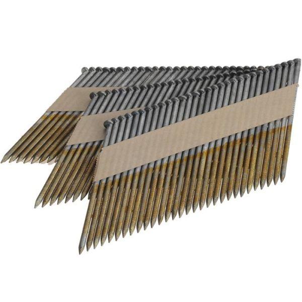 Aerfast VFZ Tätbandad spik Ring Lim 34° 50x2,9 mm