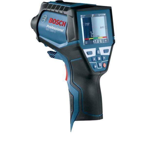 Bosch GIS 1000 C IR-termometer utan batteri och laddare