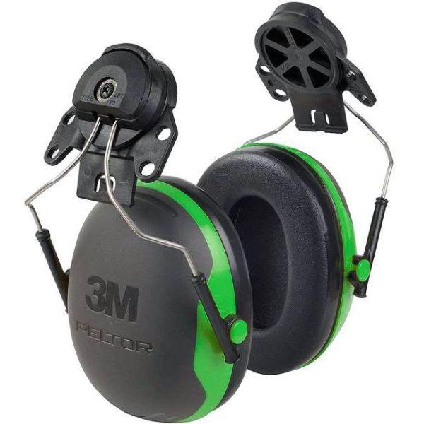 Kuulonsuojain 3M Peltor X-series X1P3, kypäräkiinnitys