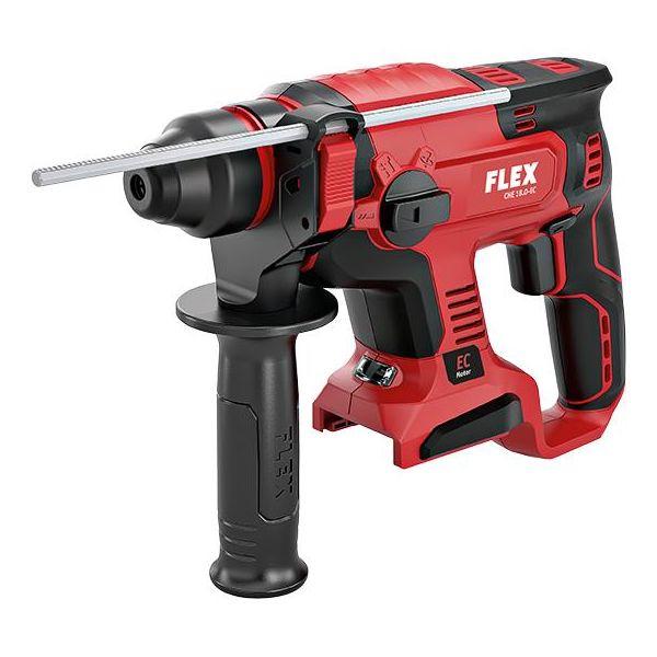 Borrhammare Flex CHE 18,0-EC utan batterier och laddare