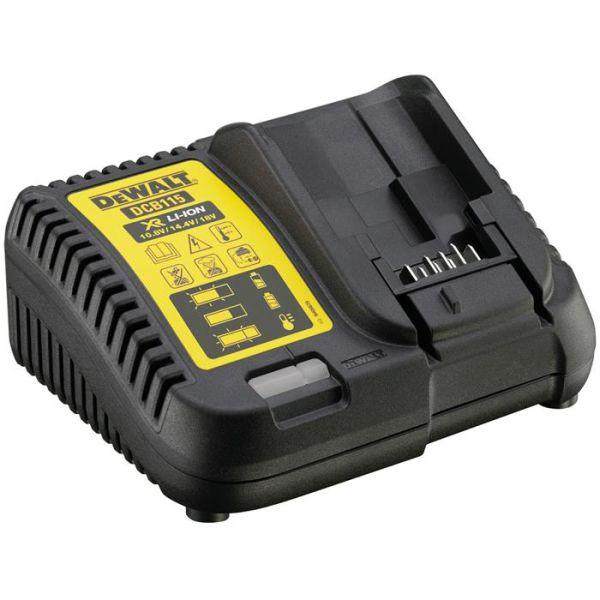 Batterilader Dewalt DCB115