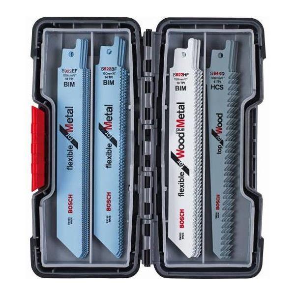Tigersagbladsett Bosch 2607010902 20 deler