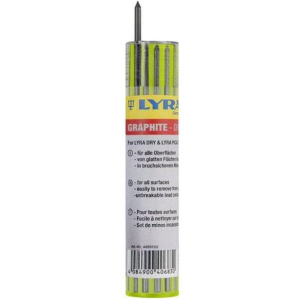 Reservestift Lyra Dry  Graphite