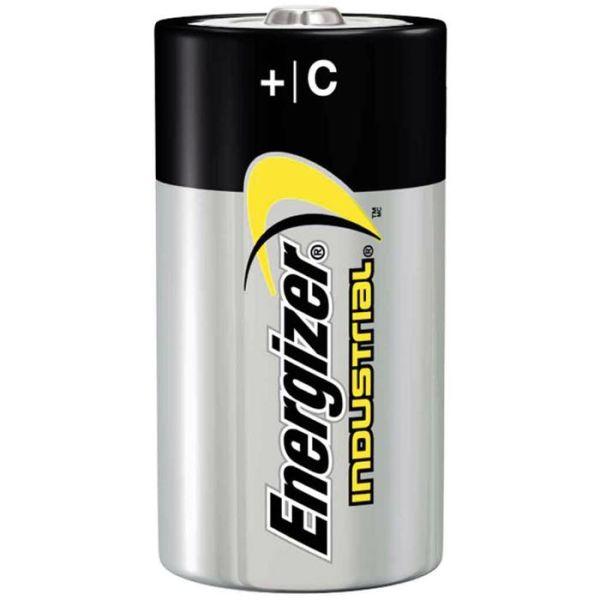 Alkaliskt batteri Energizer Industrial C/LR14 12-pack
