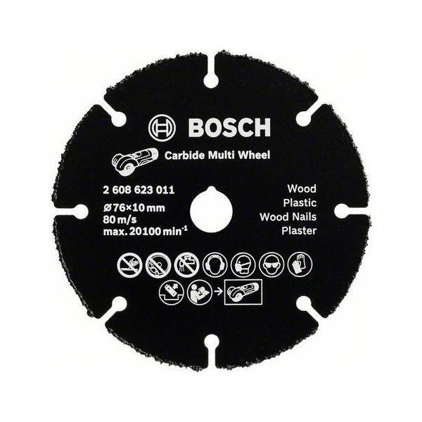 Bosch 2608623011 Kapskiva Multi Wheel