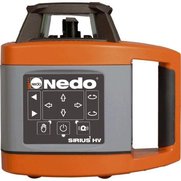 Pyörivä laser Nedo SIRIUS 1 HV