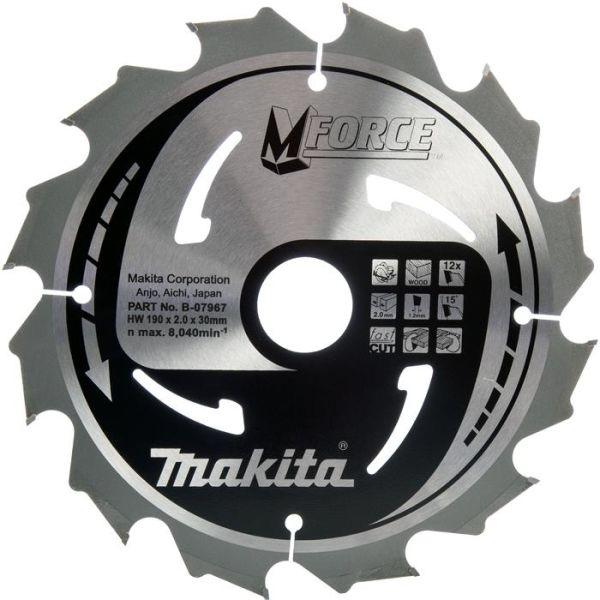Sågklinga Makita B-07967 12T